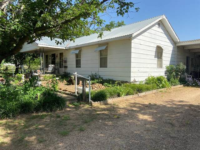 13951 Highway 36, Gustine, TX 76455 (MLS #14361106) :: The Mitchell Group