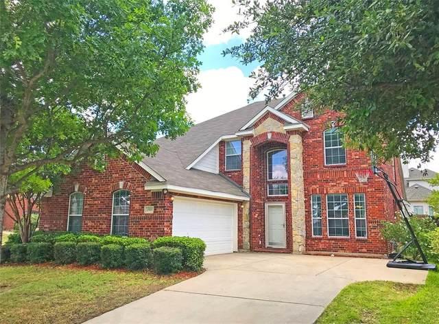 4901 Galley Circle, Fort Worth, TX 76135 (MLS #14361109) :: Team Tiller