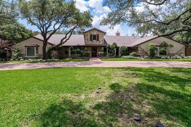6858 Meadowcreek Drive, Dallas, TX 75254 (MLS #14361122) :: Team Tiller