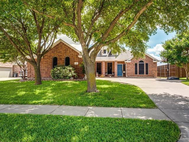 910 Mcalpin Road, Midlothian, TX 76065 (MLS #14361347) :: The Hornburg Real Estate Group