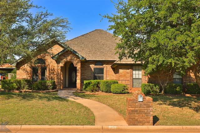 7 Merion Street, Abilene, TX 79606 (MLS #14361375) :: The Mitchell Group