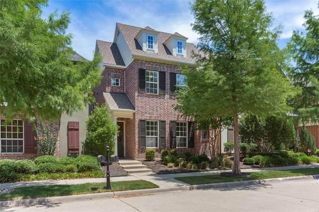 2265 Longwood Drive, Carrollton, TX 75010 (MLS #14361432) :: The Kimberly Davis Group