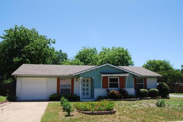 200 Island Drive, Richardson, TX 75081 (MLS #14361460) :: The Chad Smith Team