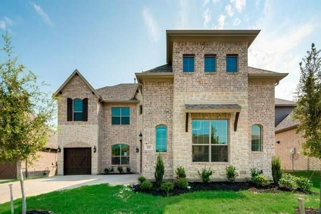 1406 Harvard Drive, Rockwall, TX 75087 (MLS #14361494) :: Team Tiller