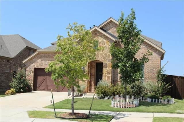 1725 Forest Park Drive, Prosper, TX 75078 (MLS #14361516) :: The Kimberly Davis Group