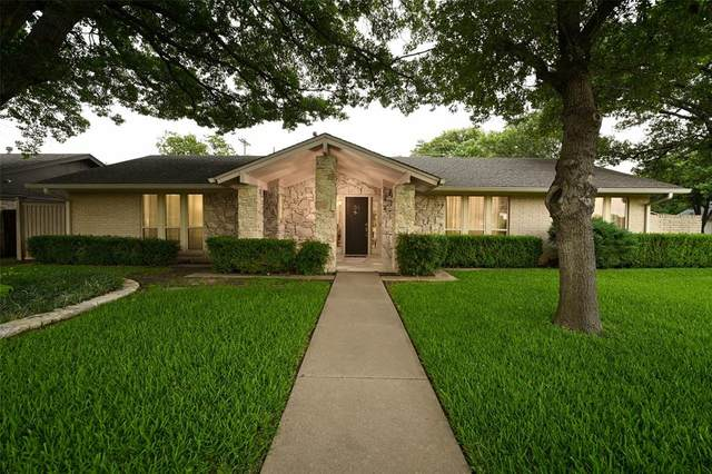 5663 Woodway Drive, Fort Worth, TX 76133 (MLS #14361556) :: Real Estate By Design