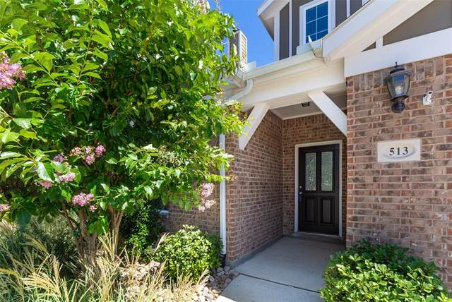 513 High Desert Drive, Fort Worth, TX 76131 (MLS #14361557) :: The Heyl Group at Keller Williams