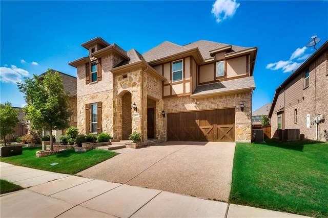 1312 Meskwaki Way, Carrollton, TX 75010 (MLS #14361628) :: The Daniel Team