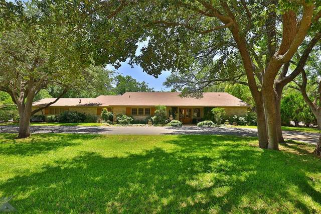 1809 River Oaks Road, Abilene, TX 79605 (MLS #14361701) :: All Cities USA Realty