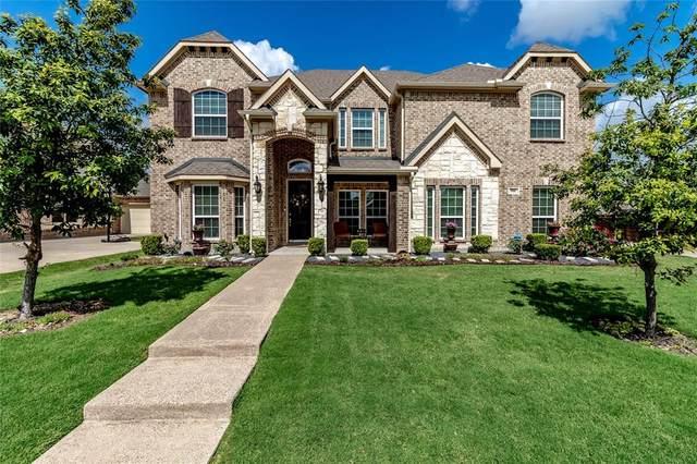 906 Hidden Lakes Drive, Cedar Hill, TX 75104 (MLS #14361722) :: Robbins Real Estate Group