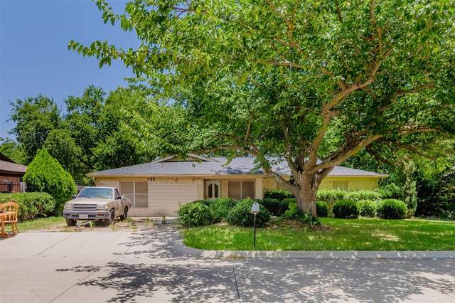 423 Mckown Drive, Mansfield, TX 76063 (MLS #14361754) :: The Mitchell Group