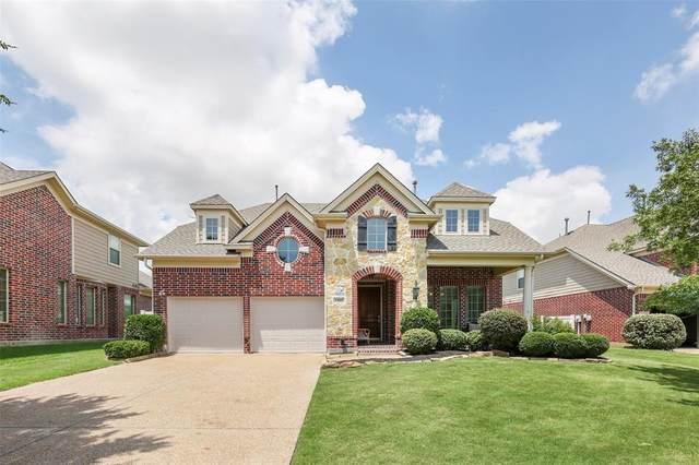 1005 Magnolia Boulevard, Aubrey, TX 76227 (MLS #14361797) :: Real Estate By Design