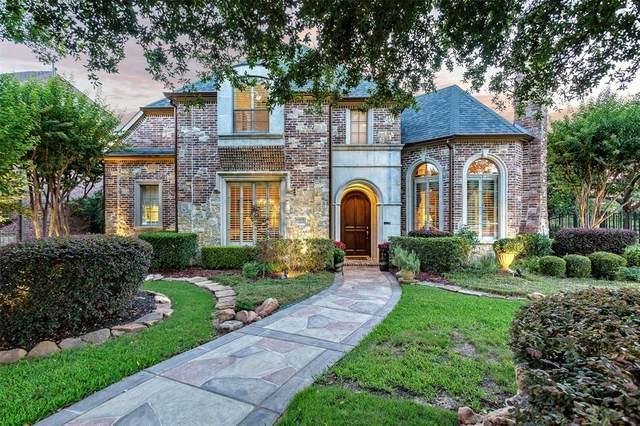 6413 Stillwater Lane, Plano, TX 75024 (MLS #14361813) :: The Kimberly Davis Group