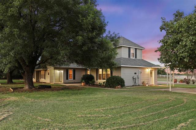 4954 New Hope Road, Aubrey, TX 76227 (MLS #14361814) :: RE/MAX Landmark