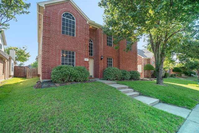 207 Trailwood Drive, Allen, TX 75002 (MLS #14361823) :: Team Tiller