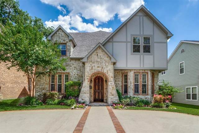 6118 Goliad Avenue, Dallas, TX 75214 (MLS #14361885) :: The Mitchell Group