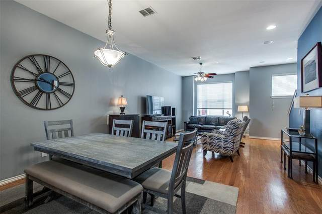 4121 Mckinney Avenue #44, Dallas, TX 75204 (MLS #14361940) :: All Cities USA Realty