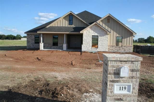 119 Crosswind Trail, Ovalo, TX 79541 (MLS #14362090) :: The Kimberly Davis Group