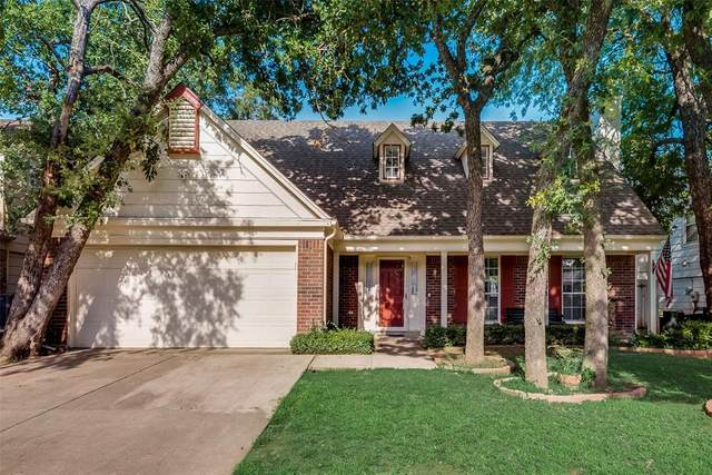 7508 Meadowview Terrace, North Richland Hills, TX 76182 (MLS #14362120) :: The Chad Smith Team