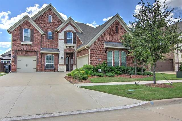7179 Aclare Lane, Frisco, TX 75035 (MLS #14362155) :: The Kimberly Davis Group