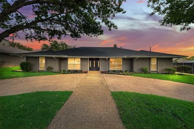 7425 Meadow Road, Dallas, TX 75230 (MLS #14362166) :: Robbins Real Estate Group