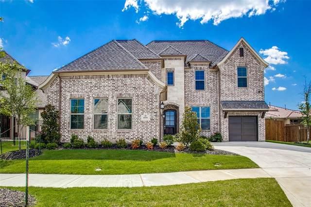 10681 Smarty Jones Street, Frisco, TX 75035 (MLS #14362178) :: The Kimberly Davis Group