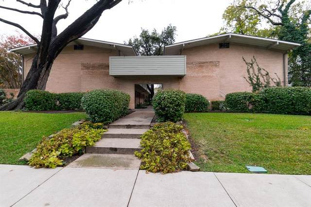 4712 Abbott #208, Highland Park, TX 75205 (MLS #14362257) :: Maegan Brest | Keller Williams Realty