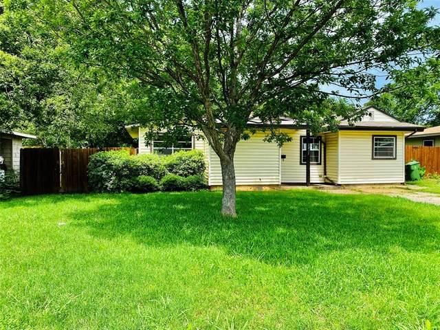 2811 Birch Park Drive, Richland Hills, TX 76118 (MLS #14362265) :: Justin Bassett Realty