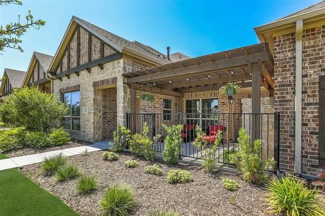 4031 Pavonia Lane, Prosper, TX 75078 (MLS #14362274) :: Real Estate By Design