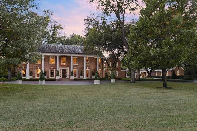 4800 Park Lane, Dallas, TX 75220 (MLS #14362320) :: Real Estate By Design