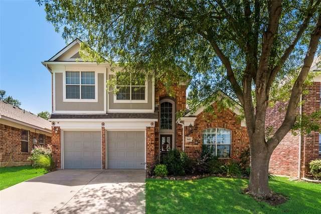 3605 Rolling Hills Drive, Mckinney, TX 75071 (MLS #14362330) :: Tenesha Lusk Realty Group