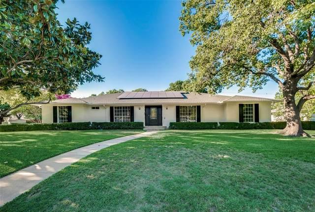 4407 Mill Run Road, Dallas, TX 75244 (MLS #14362406) :: The Mitchell Group