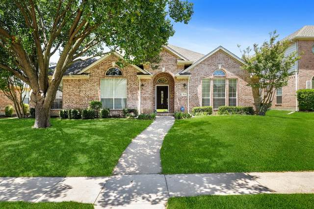 7021 Ridgemoor Lane, Plano, TX 75025 (MLS #14362416) :: Team Tiller