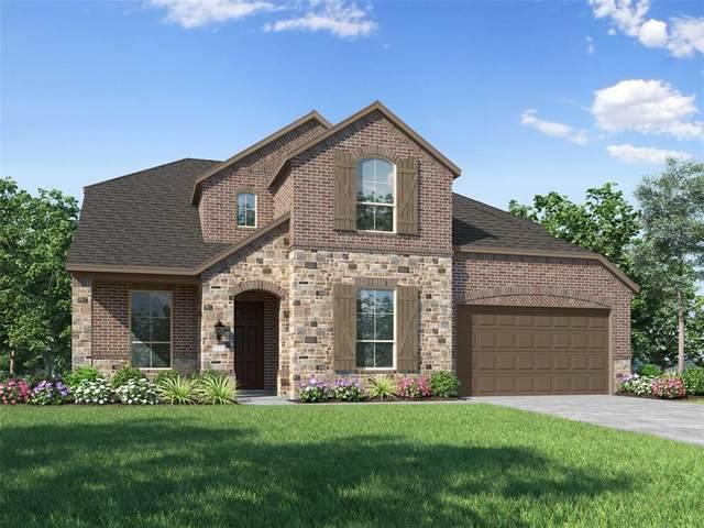 1116 Bluestem Drive, Aubrey, TX 76227 (MLS #14362458) :: Tenesha Lusk Realty Group