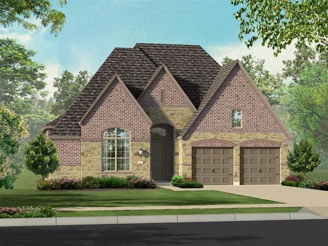 4721 Desert Willow Drive, Prosper, TX 75078 (MLS #14362467) :: Real Estate By Design