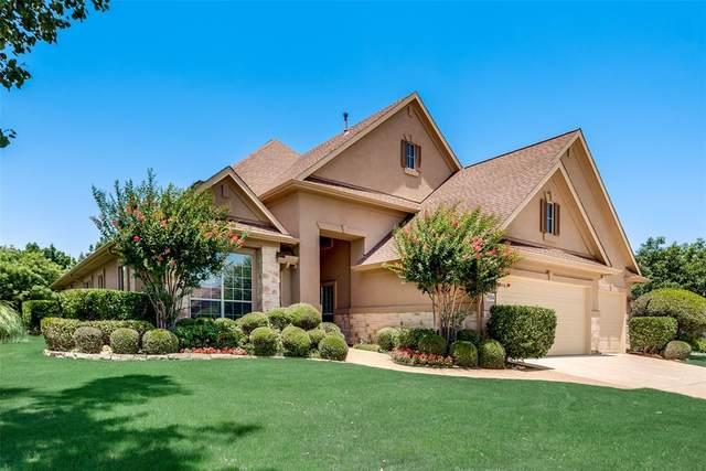 9104 Grandview Drive, Denton, TX 76207 (MLS #14362552) :: Real Estate By Design