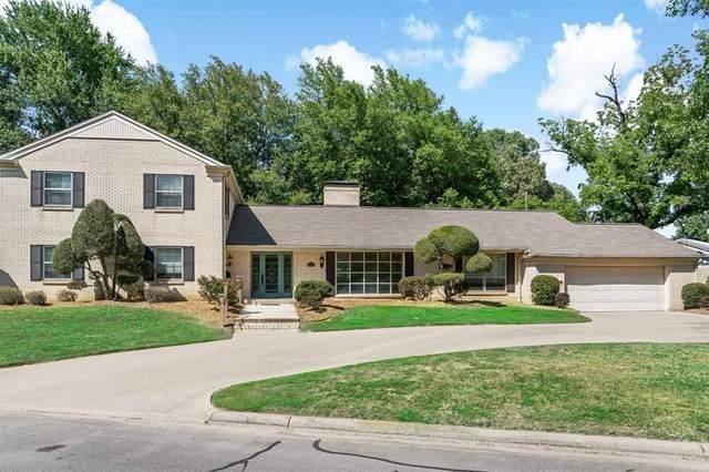 2605 Hubbard, Paris, TX 75460 (MLS #14362553) :: North Texas Team | RE/MAX Lifestyle Property