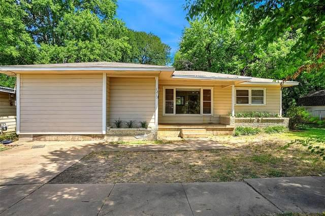 1215 E Rosedale Street, Sherman, TX 75090 (MLS #14362615) :: The Tierny Jordan Network