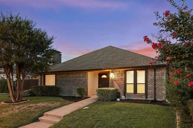 1101 Whispering Oaks Lane, Richardson, TX 75081 (MLS #14362627) :: Justin Bassett Realty