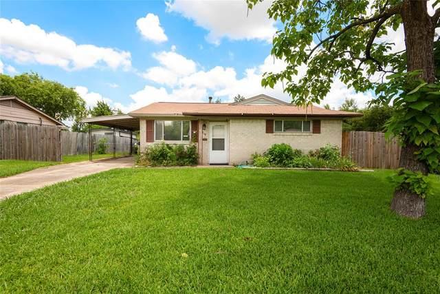 814 Lilac Lane, Mesquite, TX 75149 (MLS #14362642) :: Team Tiller