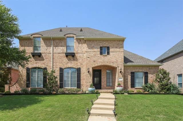 7045 Grand Hollow Drive, Plano, TX 75024 (MLS #14362670) :: The Kimberly Davis Group