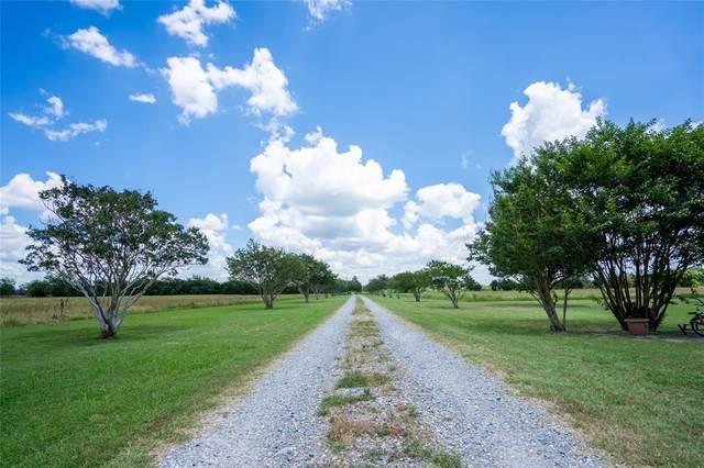 2442 County Road 1077, Farmersville, TX 75442 (MLS #14362706) :: The Kimberly Davis Group