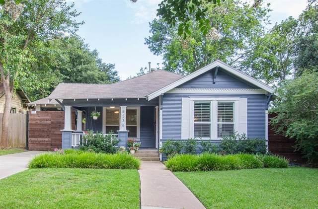 5536 Richard Avenue, Dallas, TX 75206 (MLS #14362735) :: Robbins Real Estate Group