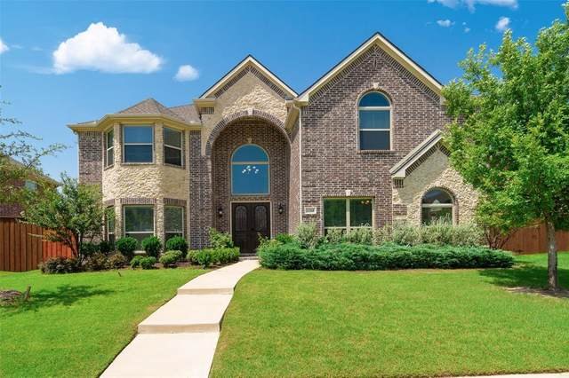 12368 Willowgate Drive, Frisco, TX 75035 (MLS #14362868) :: The Kimberly Davis Group