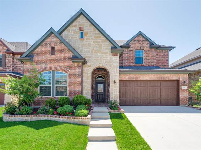 220 Lilypad Bend, Argyle, TX 76226 (MLS #14362875) :: Tenesha Lusk Realty Group