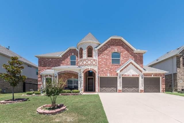 2228 Horned Owl Street, Grand Prairie, TX 75052 (MLS #14363083) :: The Tierny Jordan Network