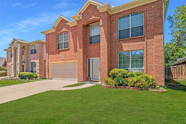 4508 Lodestone Lane, Fort Worth, TX 76123 (MLS #14363135) :: Trinity Premier Properties
