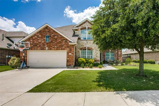 4036 Burwood Drive, Fort Worth, TX 76262 (MLS #14363141) :: The Good Home Team
