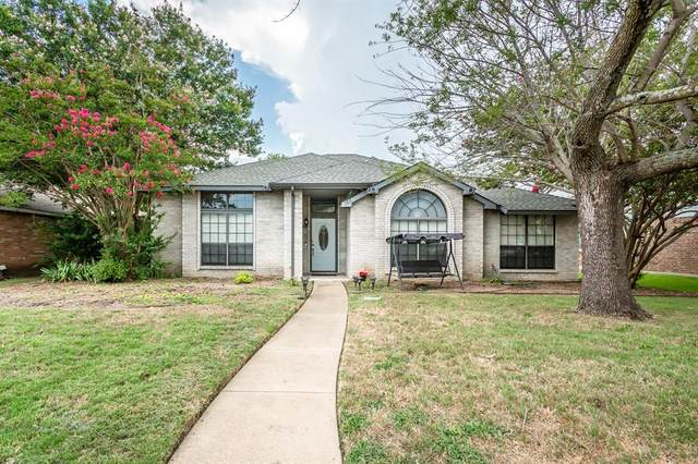 6713 Wesson Drive, Plano, TX 75023 (MLS #14363147) :: The Good Home Team
