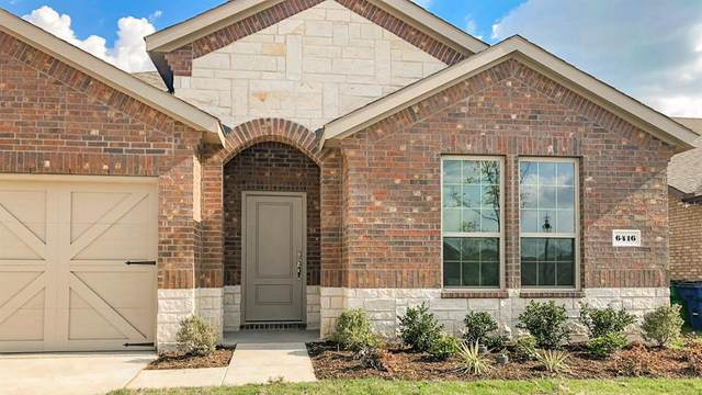 6416 Crownmere Drive, Celina, TX 75009 (MLS #14363170) :: Real Estate By Design